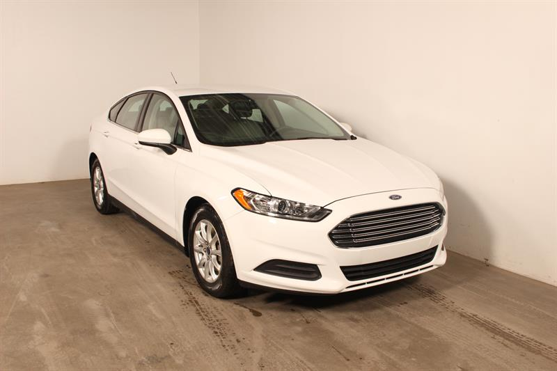 Ford Fusion 2015 ** Tres Bas KM ** 134$ / 2 Semaines #70520a-CA