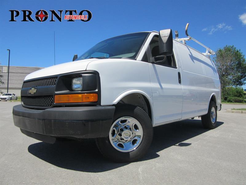 Chevrolet Express Cargo Van 2012 2500 ** Full rack ** Comme neuf! ** #3641