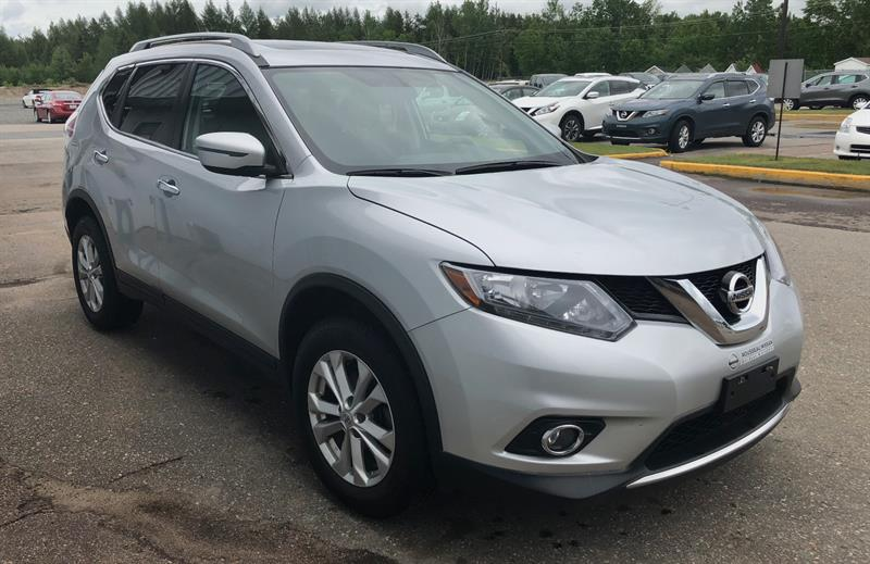 Nissan ROGUE SV TOIT OUVRANT 2016 #99290B