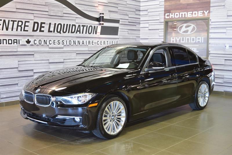 BMW 3-Series 2014 3 Series 328i xDrive #S8019