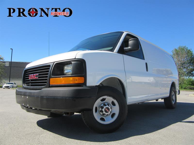 GMC Savana Cargo Van 2013 3500 ** Voir équipement! ** #3642