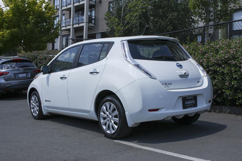 2015 Nissan Leaf S Quick Charge Hatchback Used For Sale In Victoria At  Campus Nissan