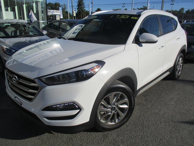 Hyundai Tucson 2017 Premium 2.0 CAM RECUL,BANCS CHAUF,BLUETOOTH,MAGS #E-0268