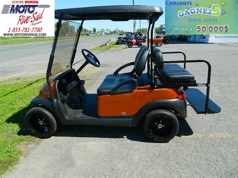 Club Car 4 Places 2011