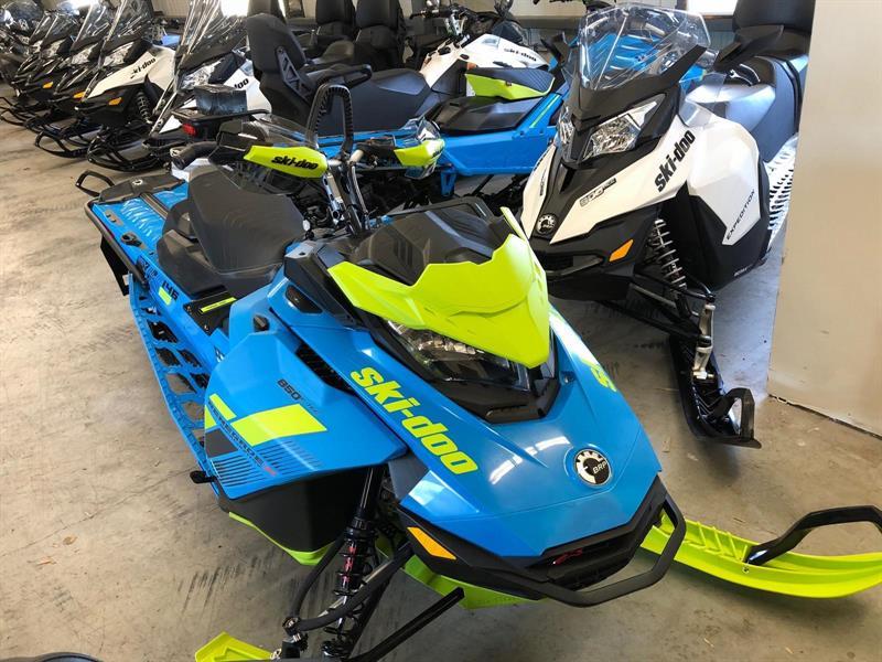 Ski-Doo RENEGADE BC X 850 2018