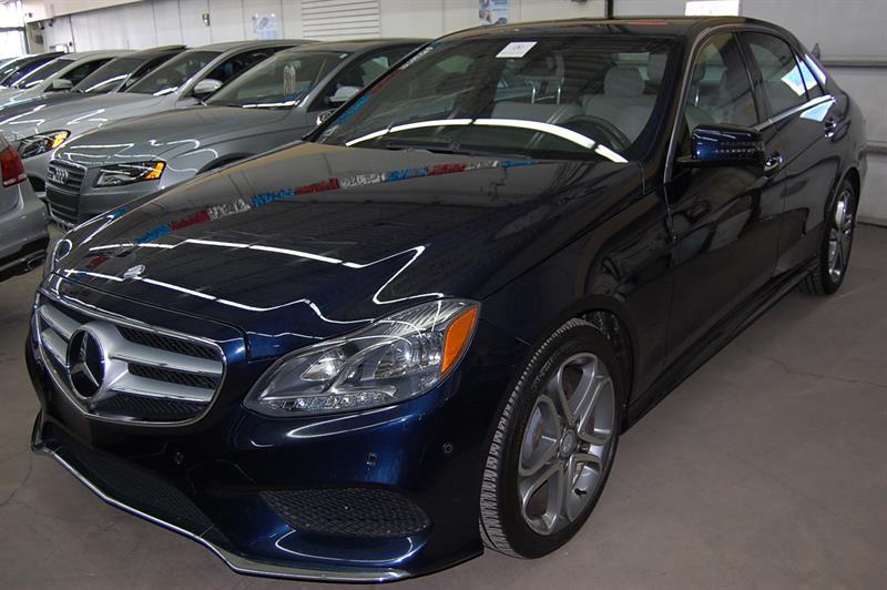 Mercedes-Benz E-Class 2014 4dr Sdn E 250 BlueTEC 4MATIC
