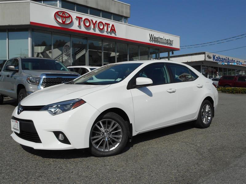 2014 Toyota Corolla LE Technology #P6556T