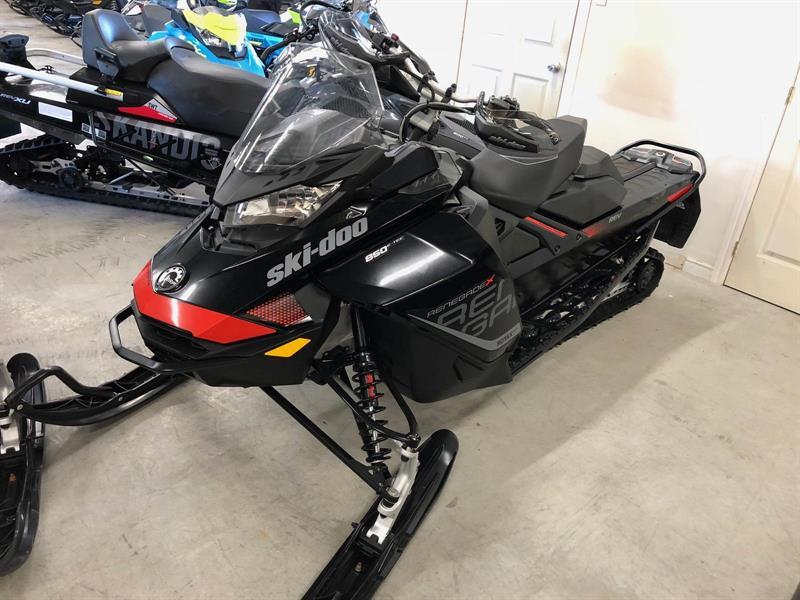 Ski-Doo RENEGADE X 850 2017