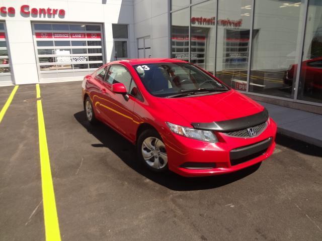 2013 Honda Civic Cpe LX #J039TA