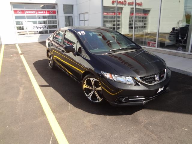 2015 Honda Civic Sedan Si #H594A