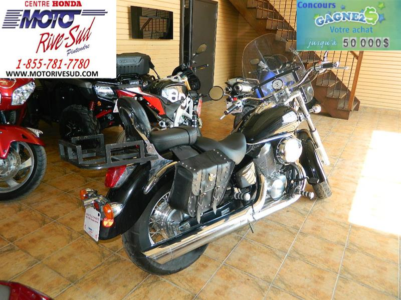 honda vt 750 c2 moto 1998 occasion vendre pintendre moto rive sud. Black Bedroom Furniture Sets. Home Design Ideas