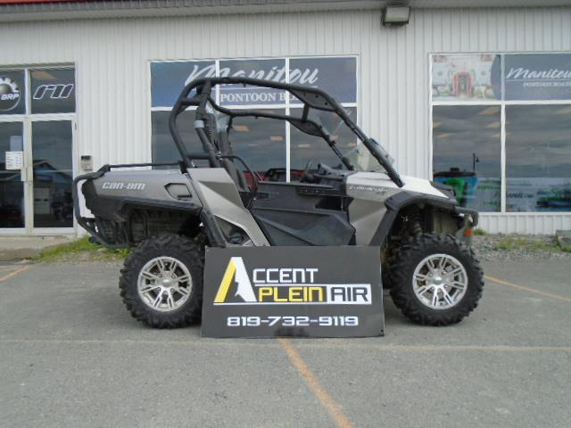 Can-am Commander 800R 2012