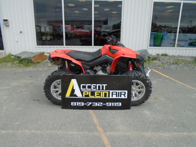 Can-am Renegade 850 2016