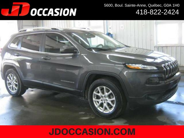 Jeep Cherokee 2016 4WD 4dr North #A4883A