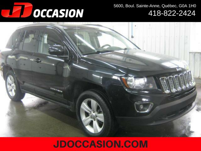 Jeep Compass 2016 4WD 4dr High Altitude #A4900