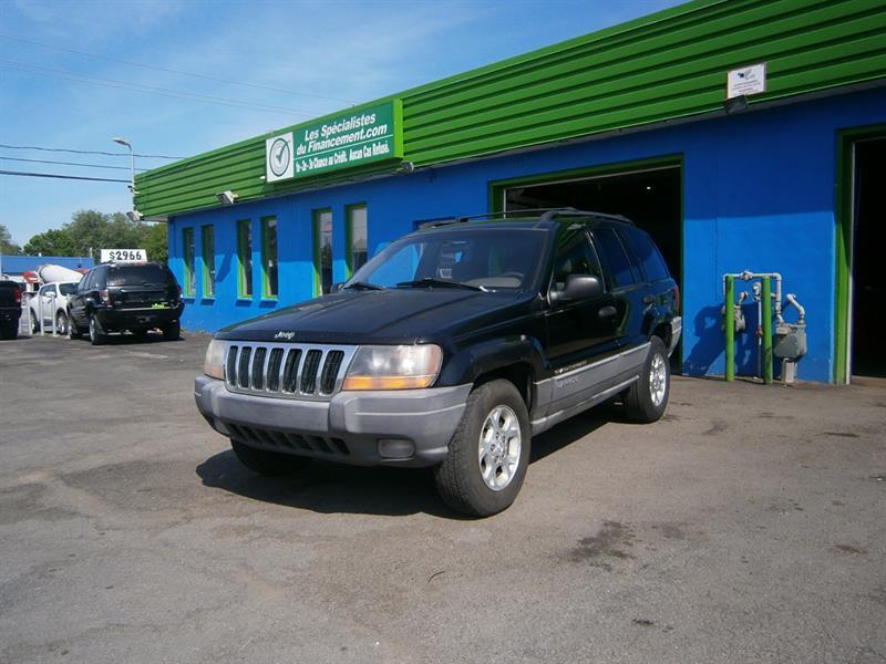 Jeep Grand Cherokee 2000 4dr Laredo 4WD #18-001A