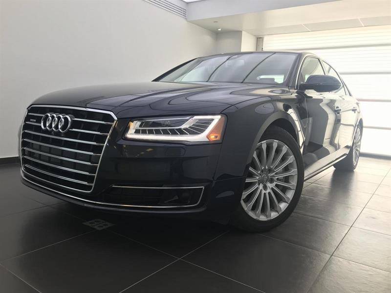 Audi A8 2016
