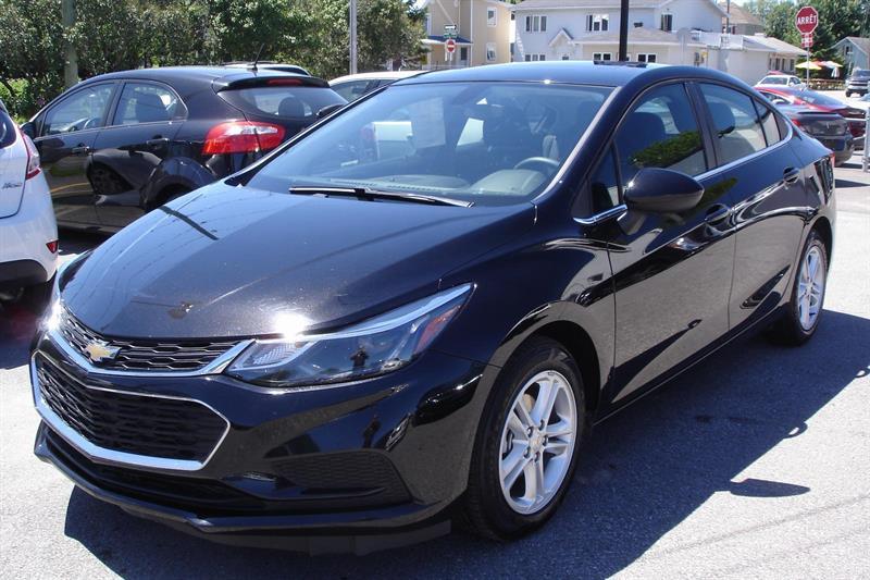 Chevrolet Cruze 2017 2LT
