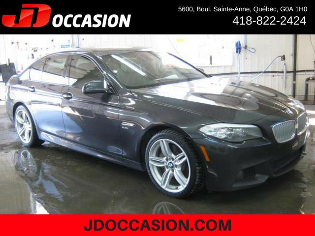 BMW 5 Series 2012 4dr Sdn 550i xDrive AWD #MI94
