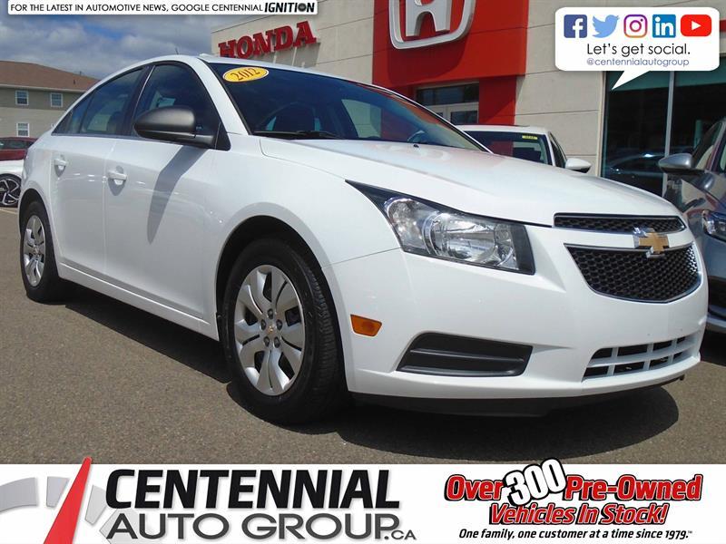 2012 Chevrolet Cruze LS | 1.8L |  #8976B