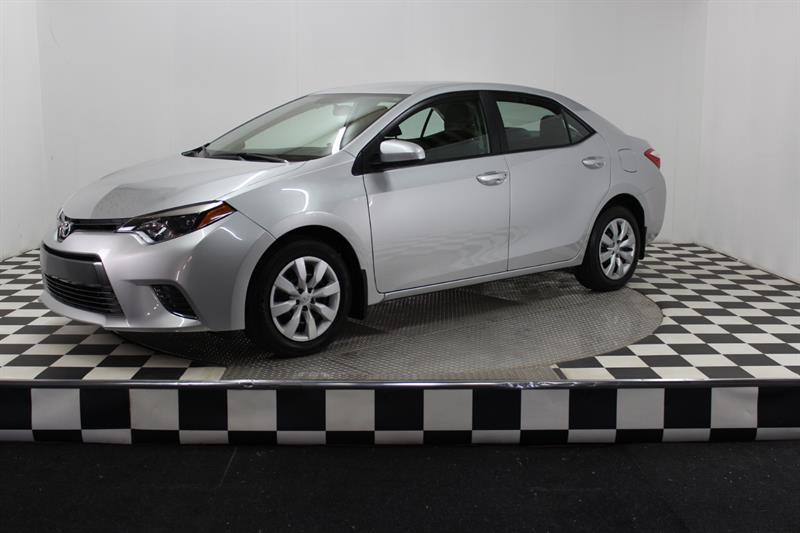 Toyota Corolla 2015 LE #A6586