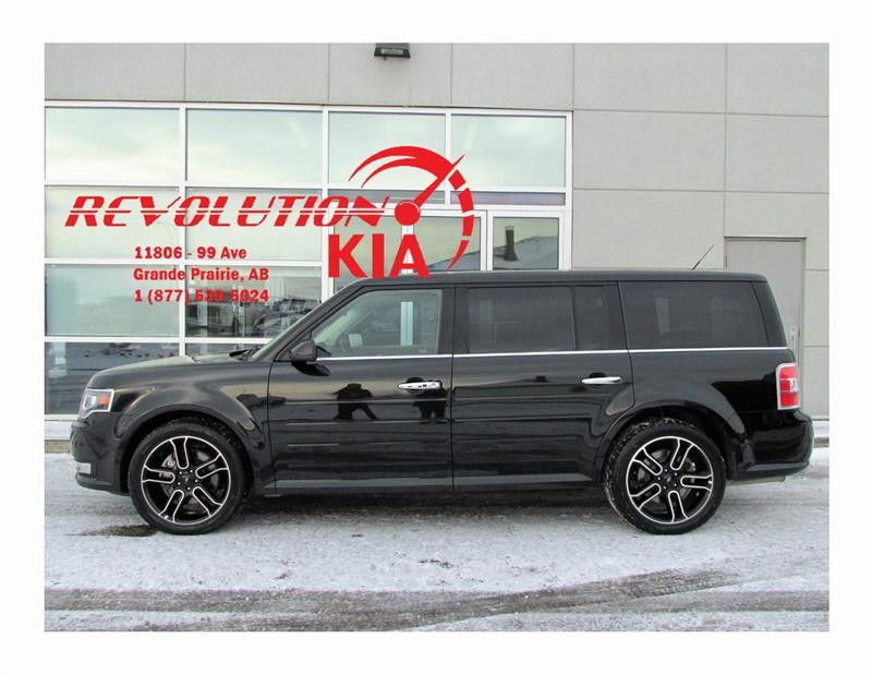2015 Ford Flex LIMITED AWD #K0103