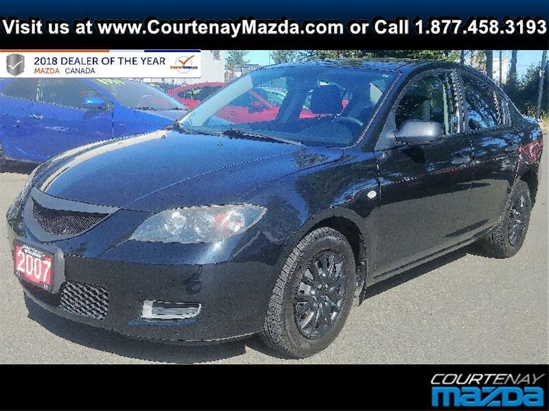2007 Mazda MAZDA3 GX 5sp #18CX36116A