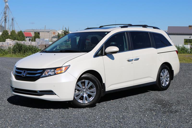 Honda Odyssey 2017 EX-L GPS #180101