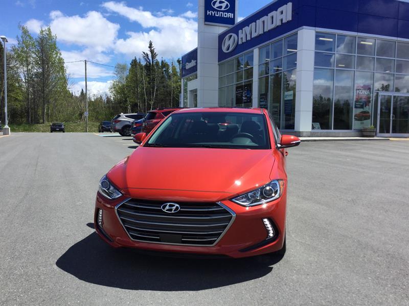 2018 Hyundai Elantra GLS #EL8050
