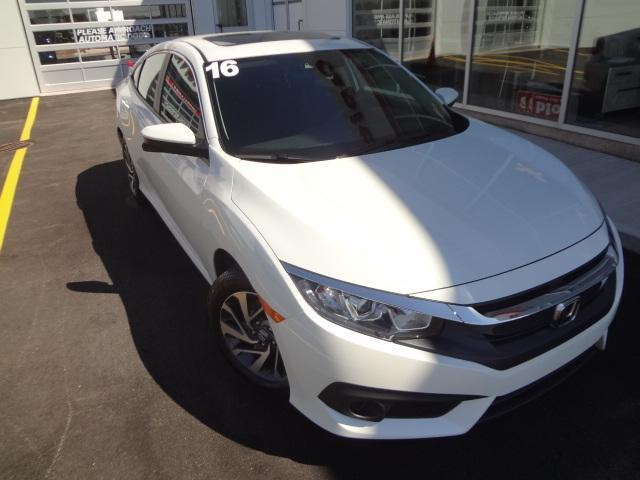 2016 Honda Civic Sedan EX #H643A