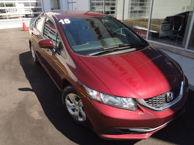 2015 Honda Civic Sedan LX #J164A
