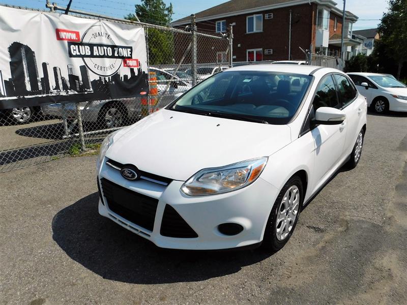 Ford Focus 2014 SE FLEX FUEL AUTOMATIQUE BLUETOOTH #EL146091