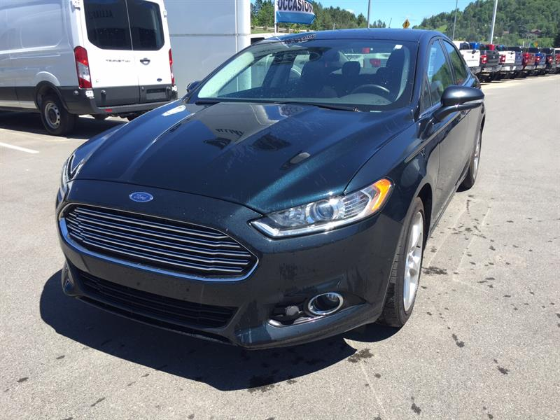 ford fusion 4dr sdn se awd 2014 occasion vendre sainte agathe des monts chez alliance ford. Black Bedroom Furniture Sets. Home Design Ideas