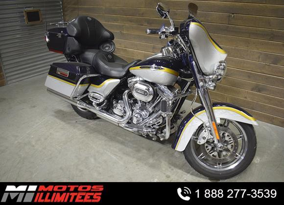 Harley Davidson FLHTCUSE CVO ULTRA CLASSIC ELECTRA GLIDE 2012