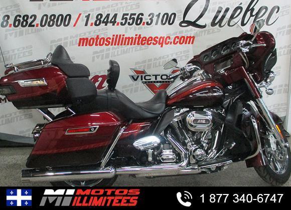 Harley Davidson FLHTKSE CVO 2014