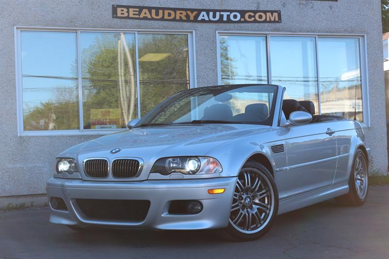 BMW 3 Series 2002 M3 2dr Convertible #2922