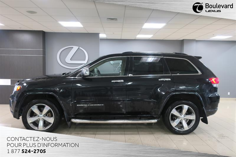 Jeep Grand Cherokee 2014 OVERLAND 4X4 * DIESEL * #14697A