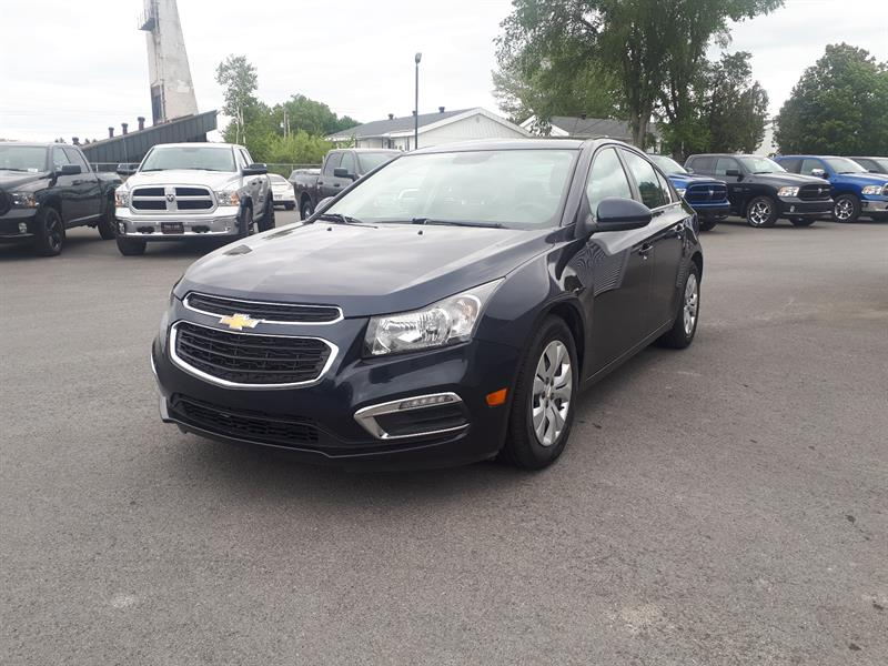 Chevrolet Cruze Limited 2016 4dr Sdn LT w-1LT #17072a