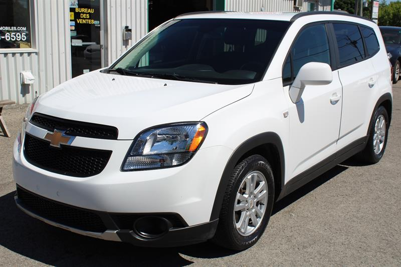 Chevrolet Orlando 2012 4dr Wgn #PV6603A
