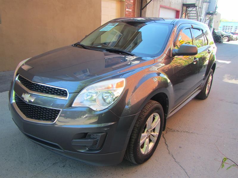 Chevrolet Equinox 2011 FINANCEMENT MAISON $ 45 PAR SEMAINE #P1795