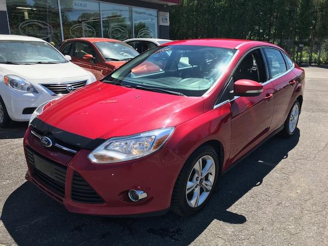 Ford St Eustache >> 2012 Ford Focus Sel Garantie 1an Incluse Used For