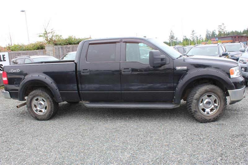 2008 Ford F-150 SuperCrew 139 Lariat #11944A