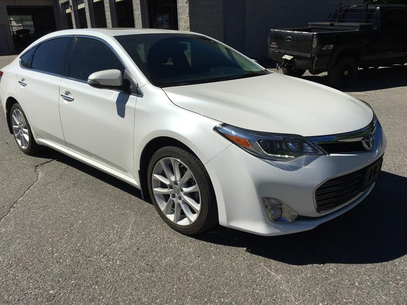 2013 Toyota Avalon Limited  #N1901A