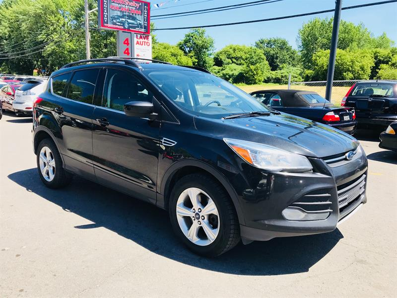 Ford Escape 2013 SEL-AWD-Automatic-Sieges Chauffants #94716-2
