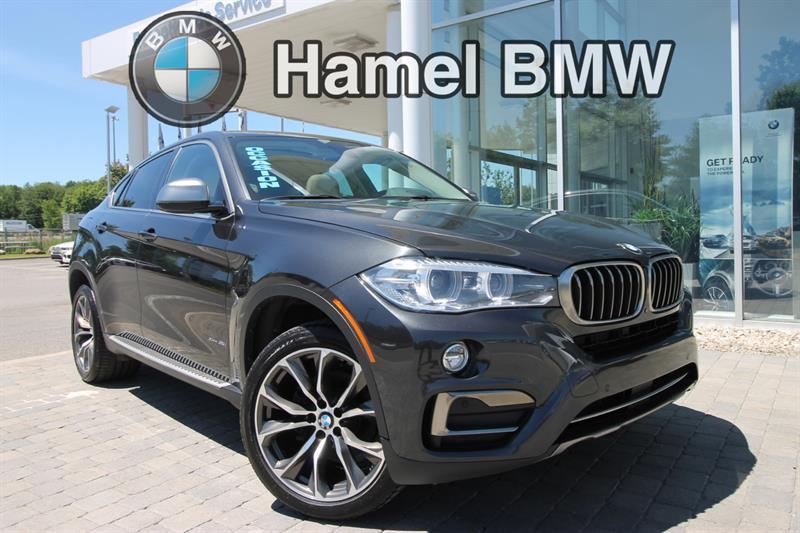 2015 BMW X6 AWD 4dr xDrive35i 2,9% 84 mois #U18-101