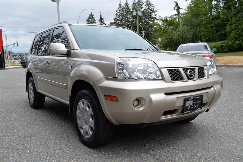 2006 Nissan X-Trail AWD - LOCAL / ZERO ACCIDENTS #CWL8520M