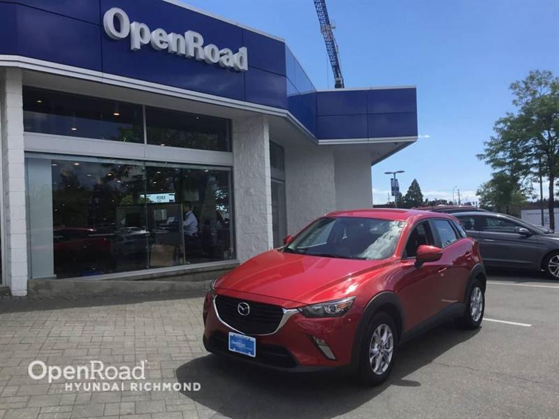 2016 Mazda CX-3 GS #P2004