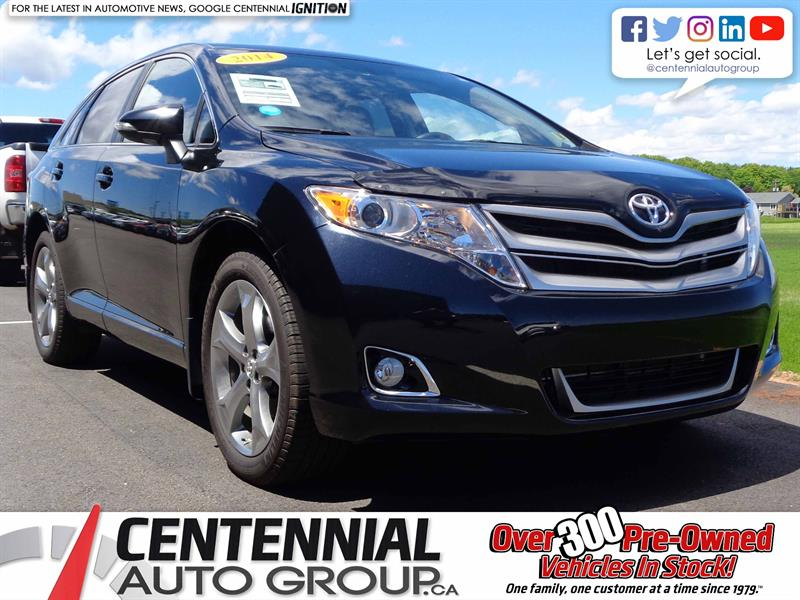 2014 Toyota Venza 3.5L | AWD | Local Trade |  #S18-093A