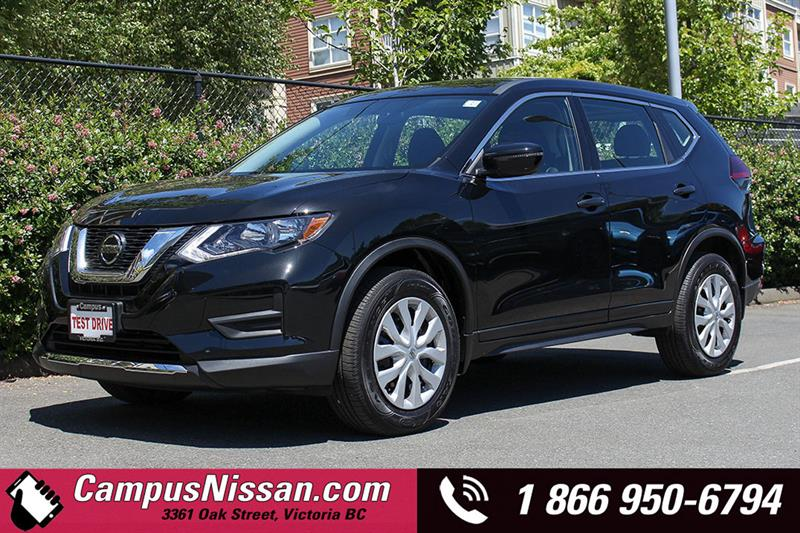 2018 Nissan Rogue S #8-P358