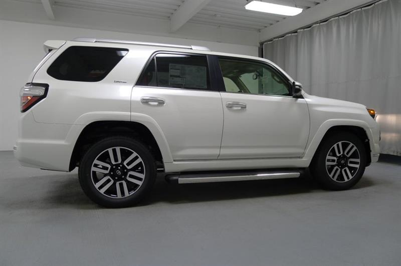2018 Toyota 4Runner Limited #N1840